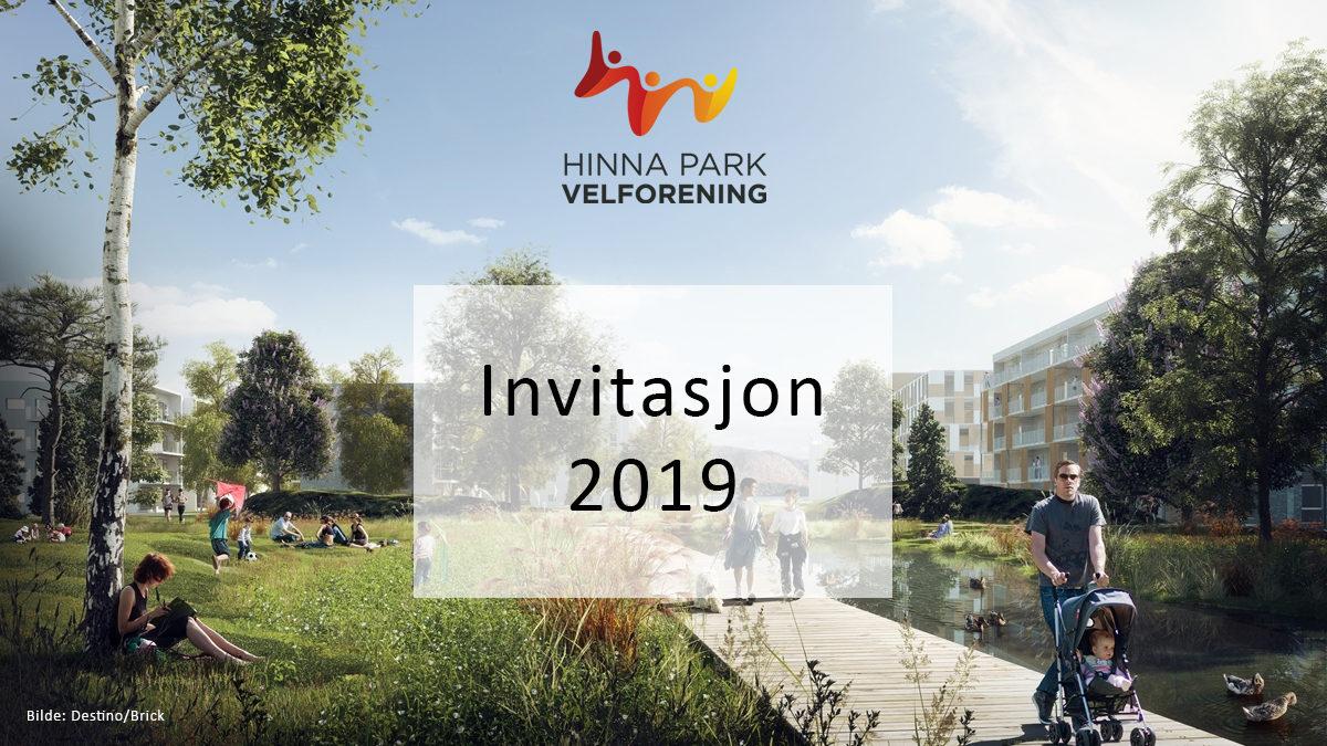 Invitasjon 2019